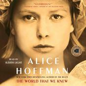 The World That We Knew: A Novel Audiobook, by Alice Hoffman