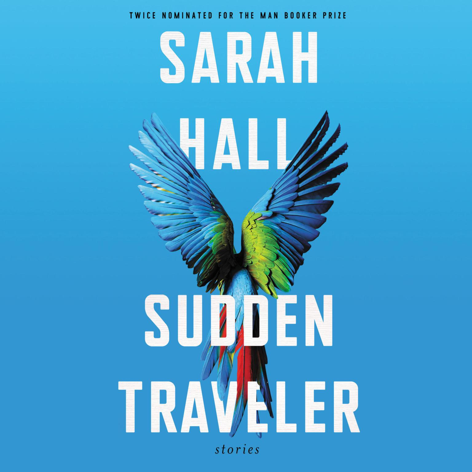Sudden Traveler: Stories Audiobook, by Sarah Hall