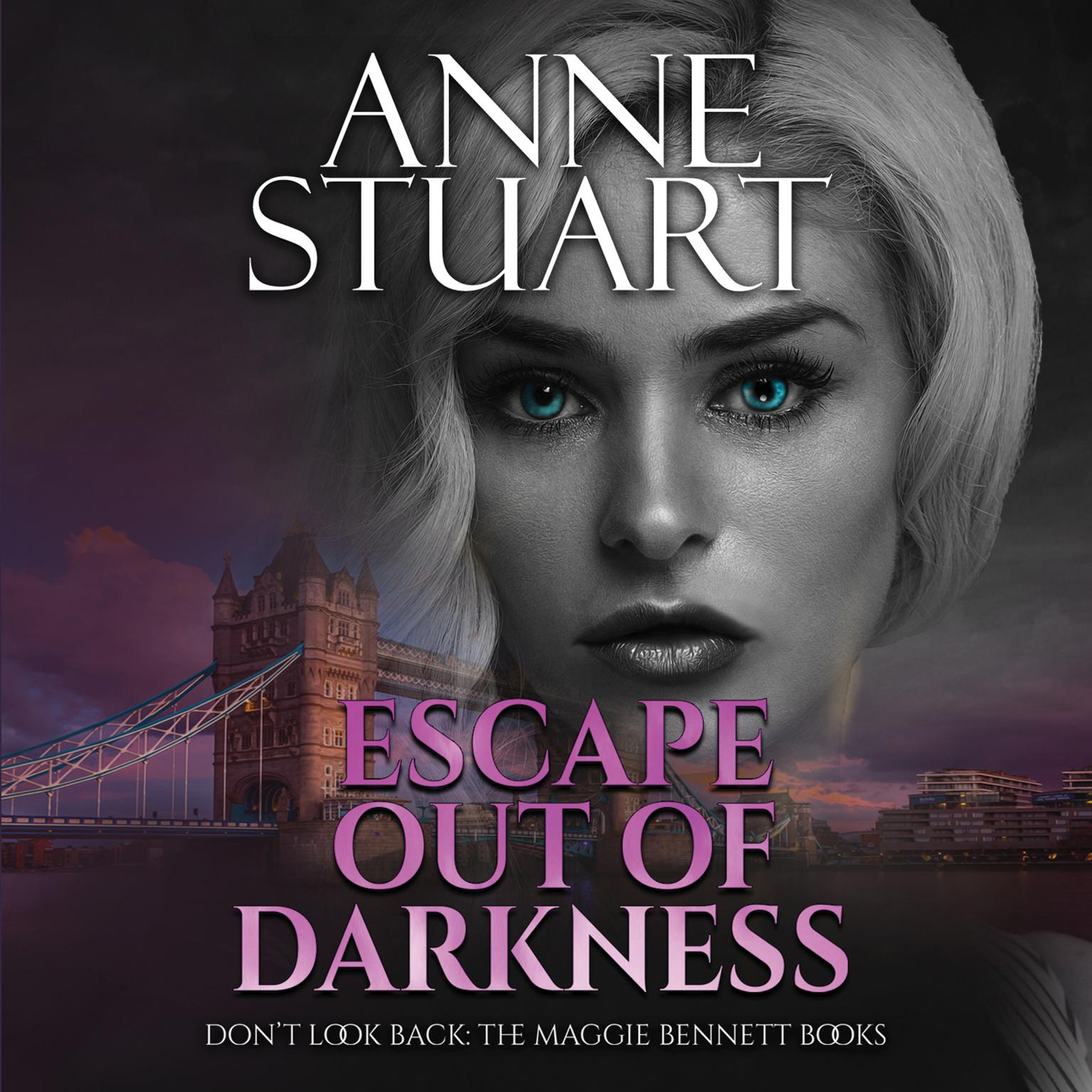 Printable Escape Out of Darkness Audiobook Cover Art
