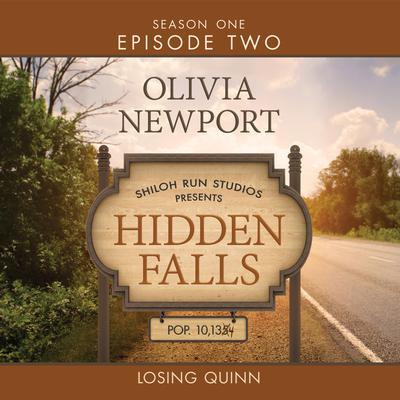 Losing Quinn Audiobook, by Olivia Newport