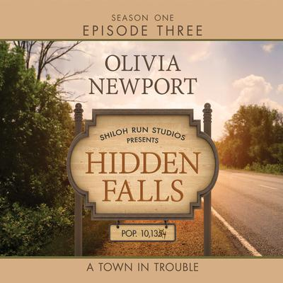 A Town in Trouble Audiobook, by Olivia Newport