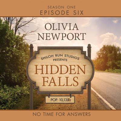 No Time for Answers Audiobook, by Olivia Newport