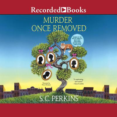 Murder Once Removed Audiobook, by S.C Perkins