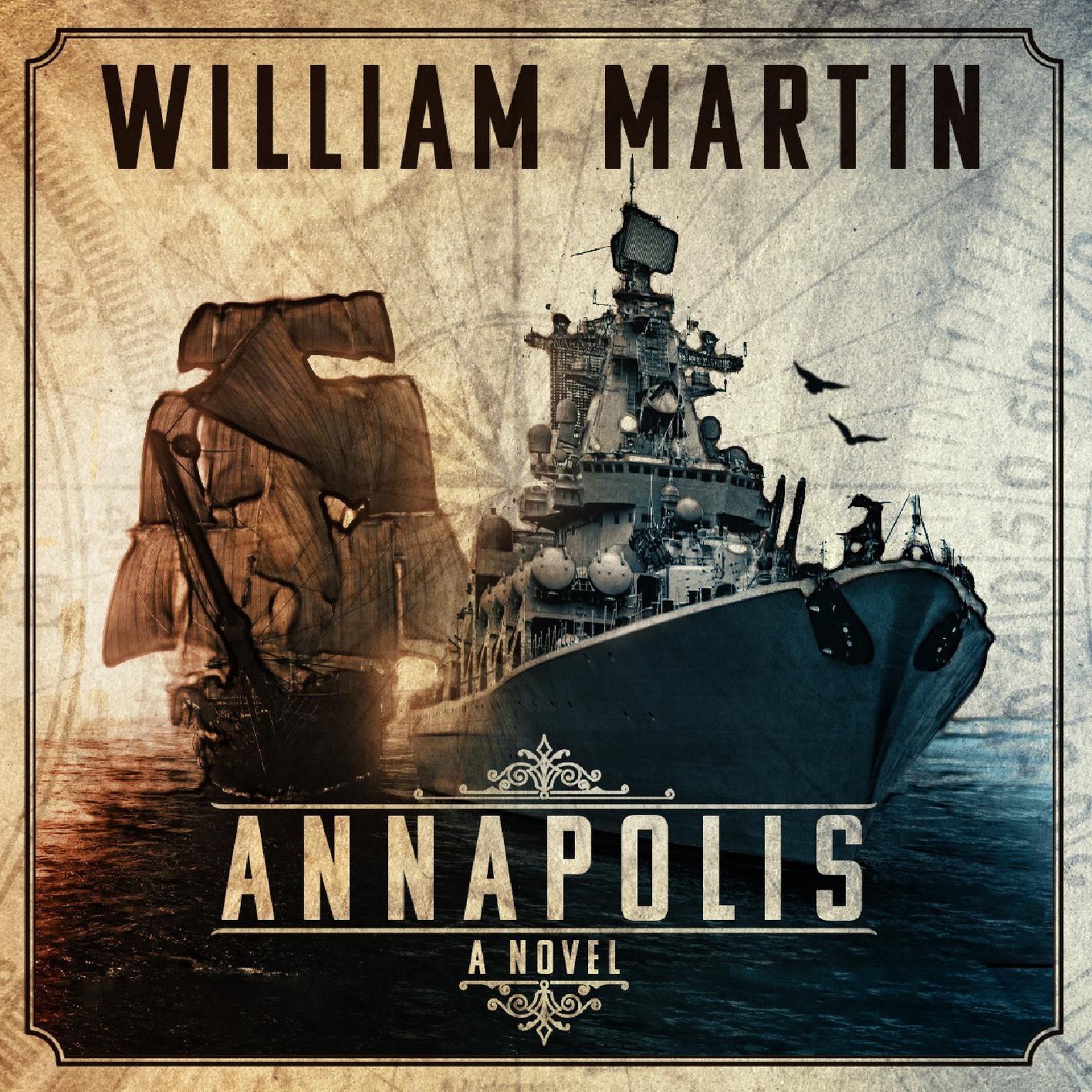 Printable Annapolis: A Novel Audiobook Cover Art