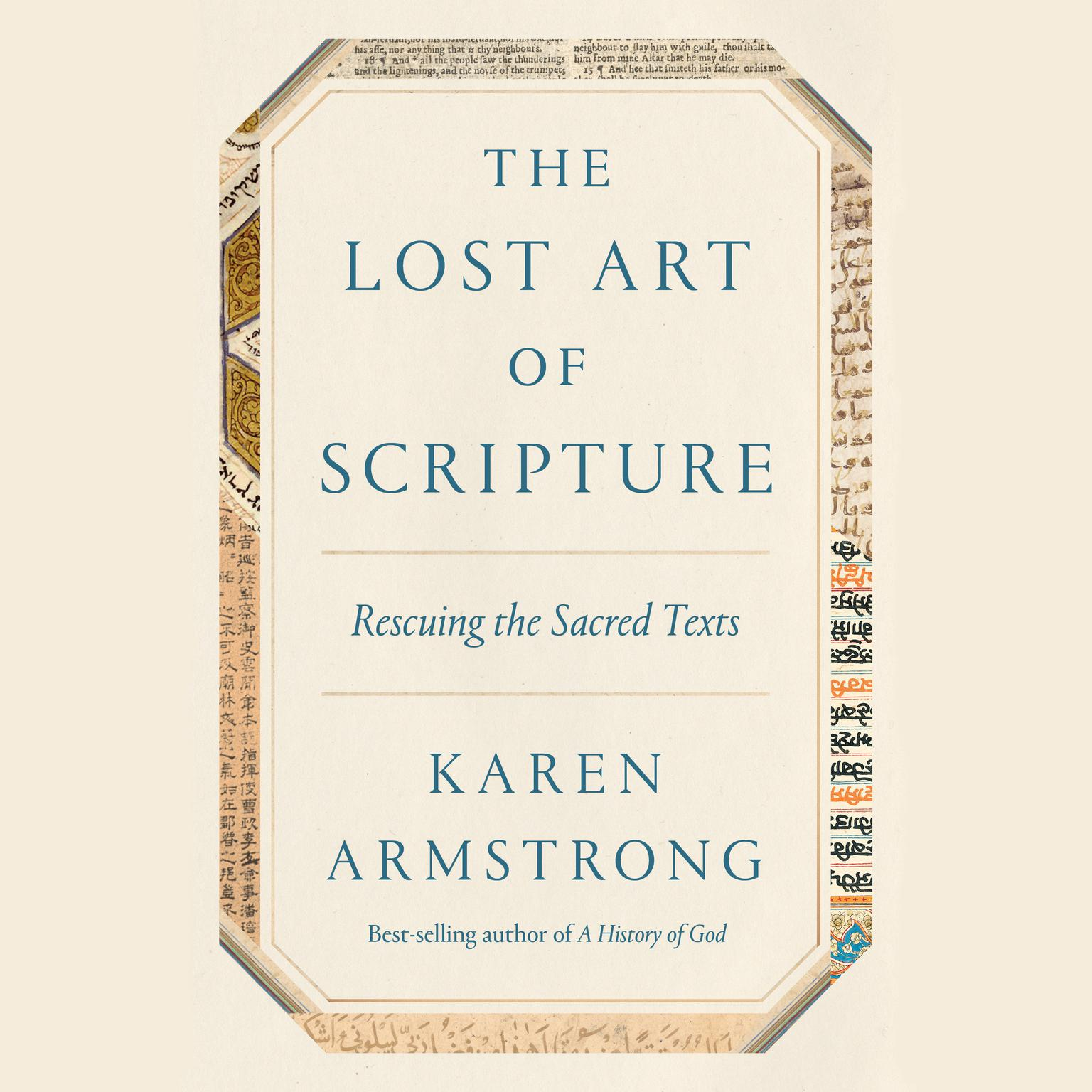 Printable The Lost Art of Scripture: Rescuing the Sacred Texts Audiobook Cover Art
