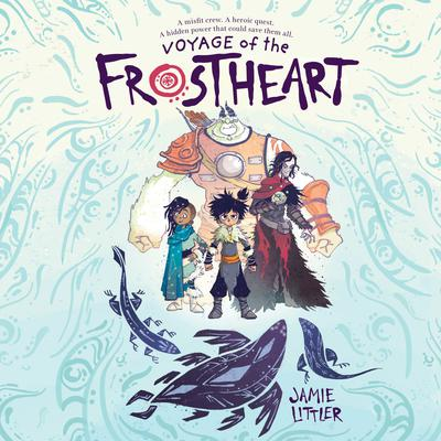 Voyage of the Frostheart Audiobook, by Jamie Littler