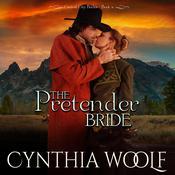 The Pretender Bride Audiobook, by Cynthia Woolf