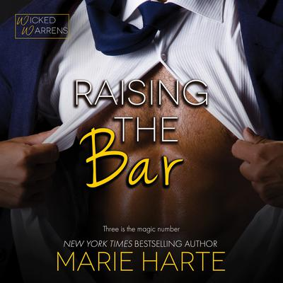 Raising the Bar Audiobook, by Marie Harte