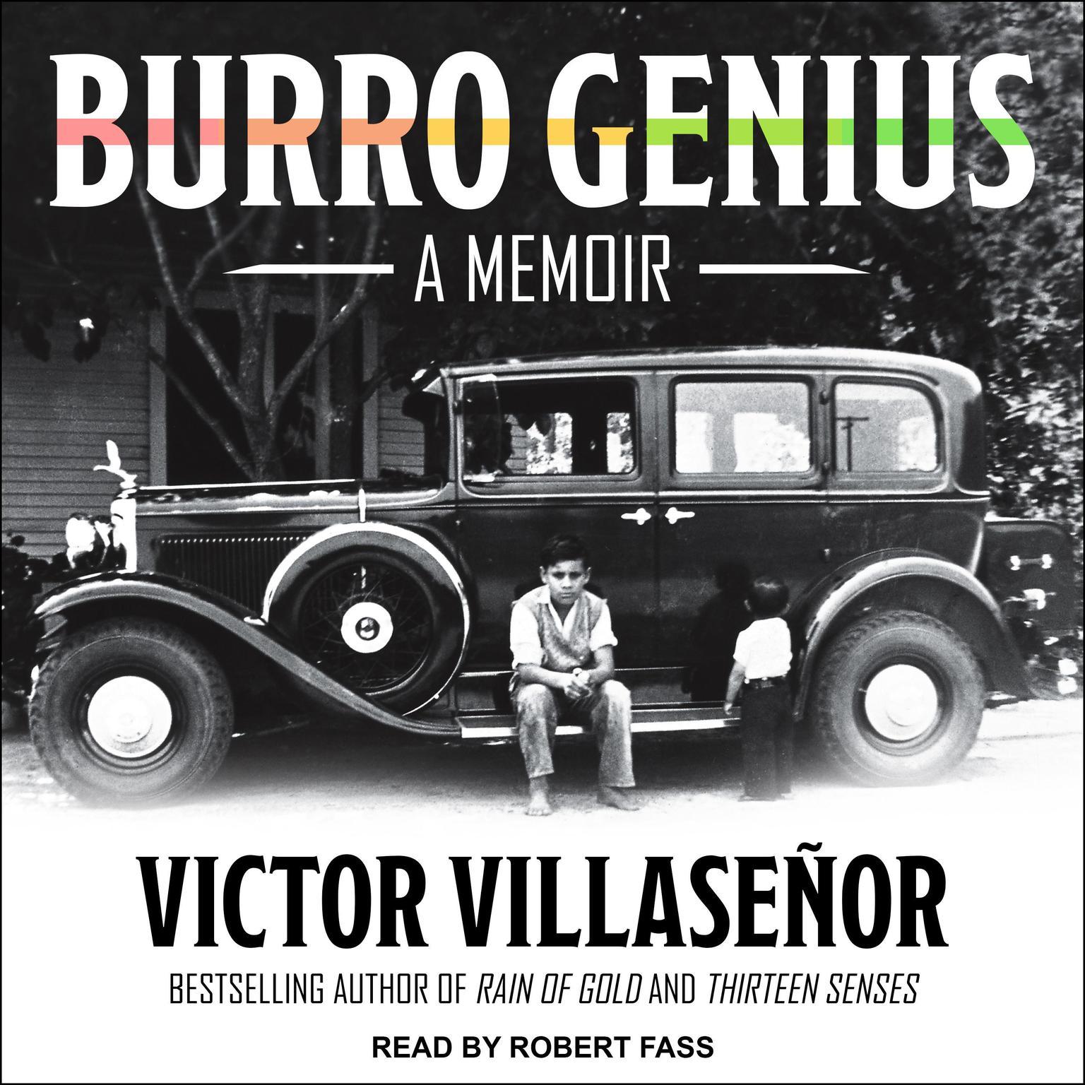 Burro Genius - Audiobook