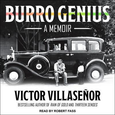 Burro Genius: A Memoir Audiobook, by Victor Villaseñor