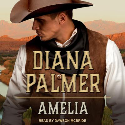 Amelia Audiobook, by Diana Palmer