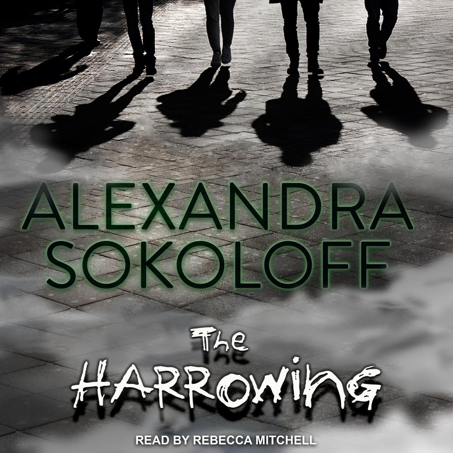Printable The Harrowing Audiobook Cover Art