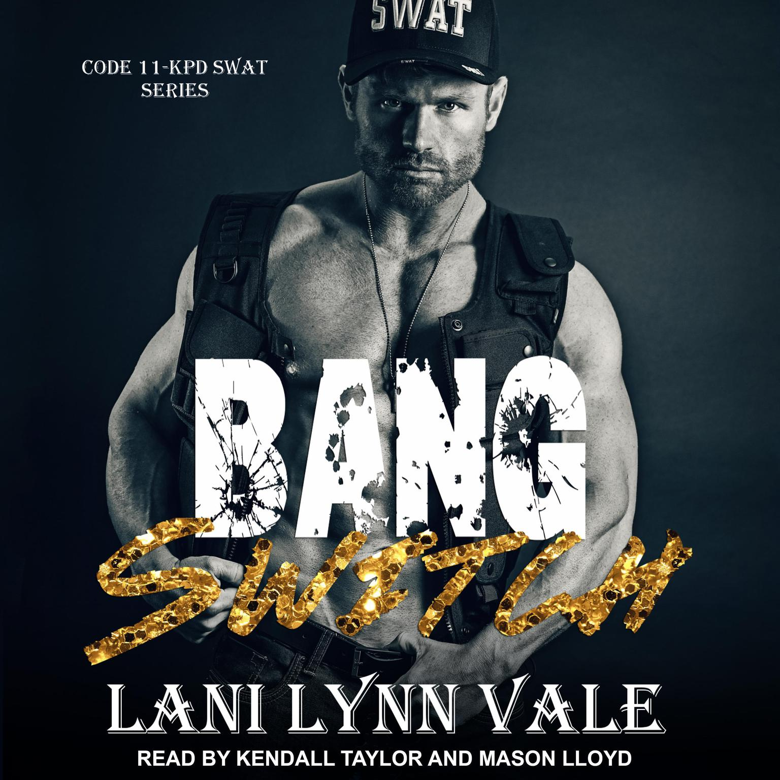 Printable Bang Switch Audiobook Cover Art