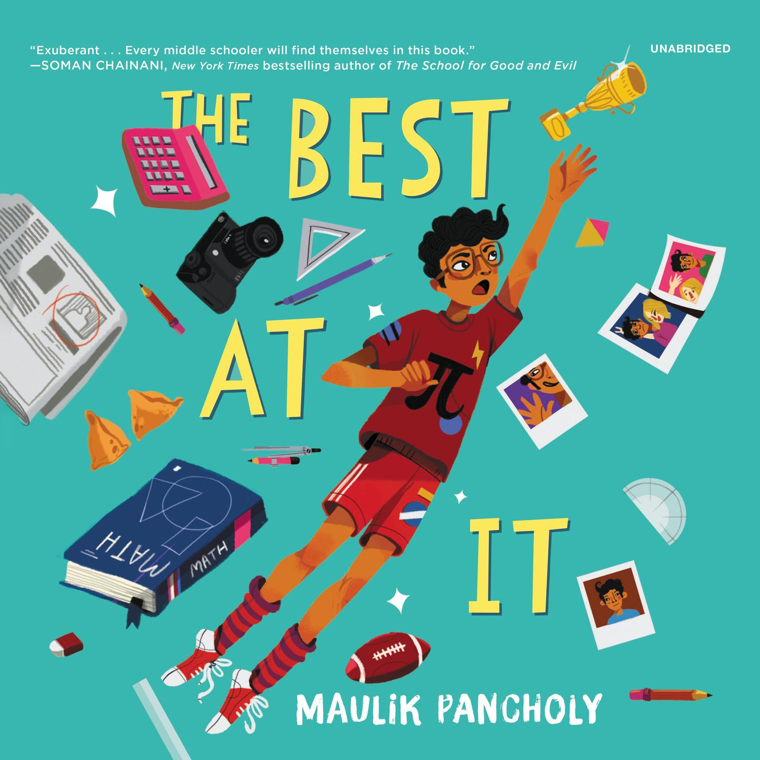 Printable The Best at It Audiobook Cover Art