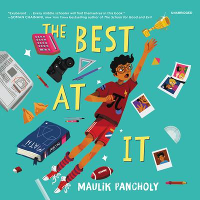 The Best at It Audiobook, by Maulik Pancholy