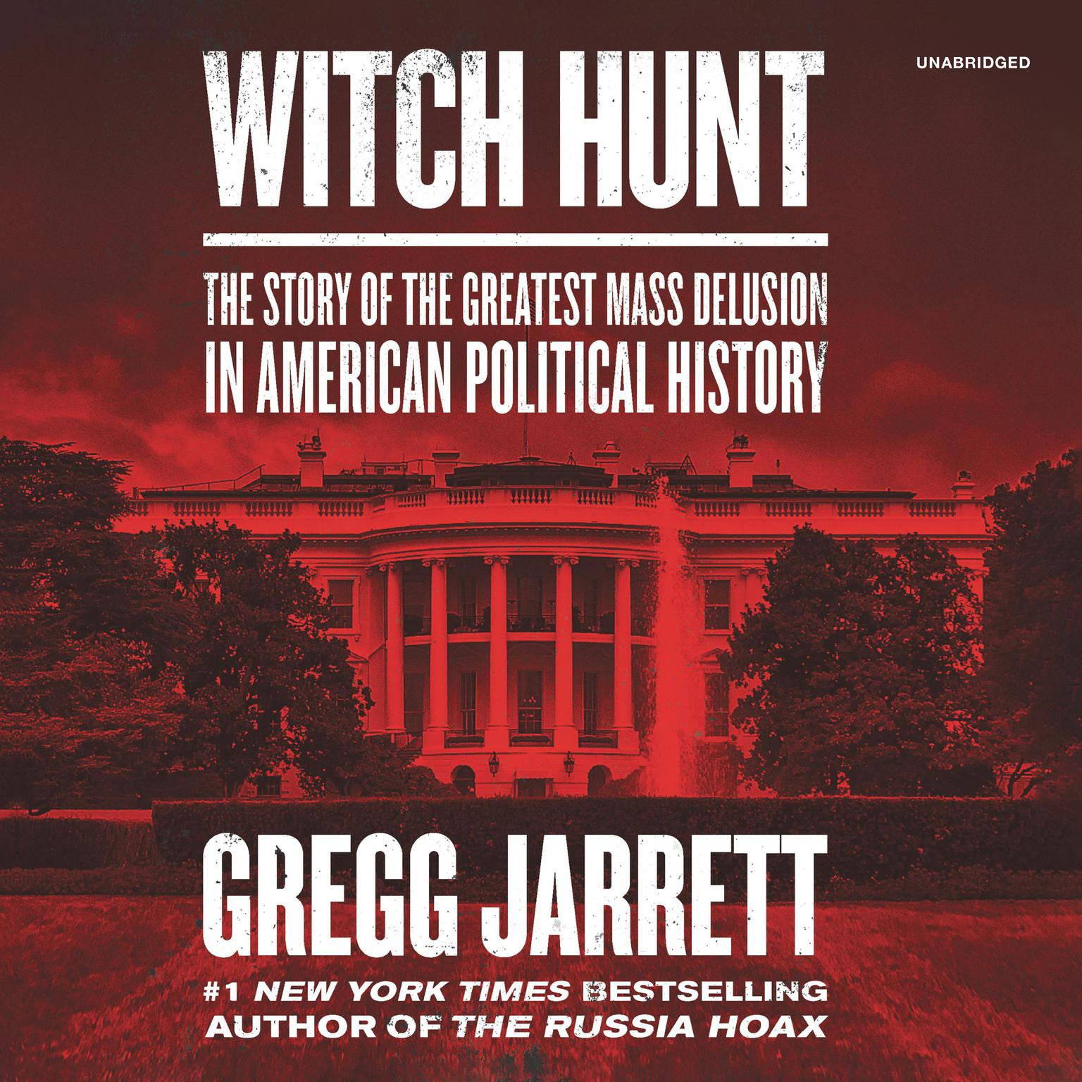 Printable Witch Hunt: The Story of the Greatest Mass Delusion in American Political History Audiobook Cover Art