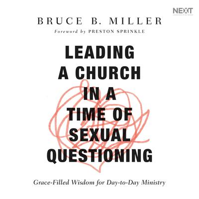 Leading a Church in a Time of Sexual Questioning: Grace-Filled Wisdom for Day-to-Day Ministry Audiobook, by Bruce B. Miller