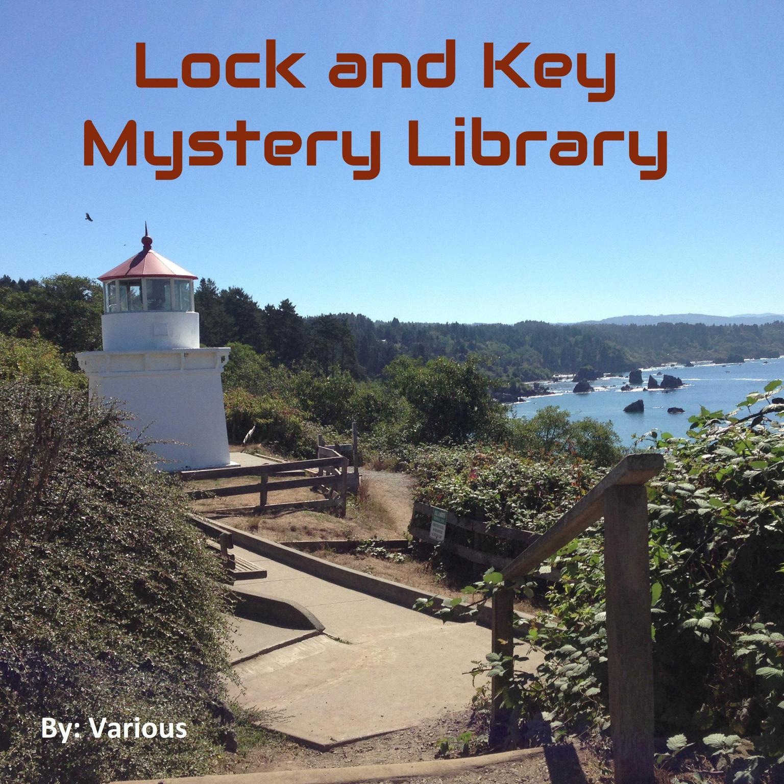 Printable The Lock and Key Library: Classic Mystery and Detective Stories: Modern English Audiobook Cover Art