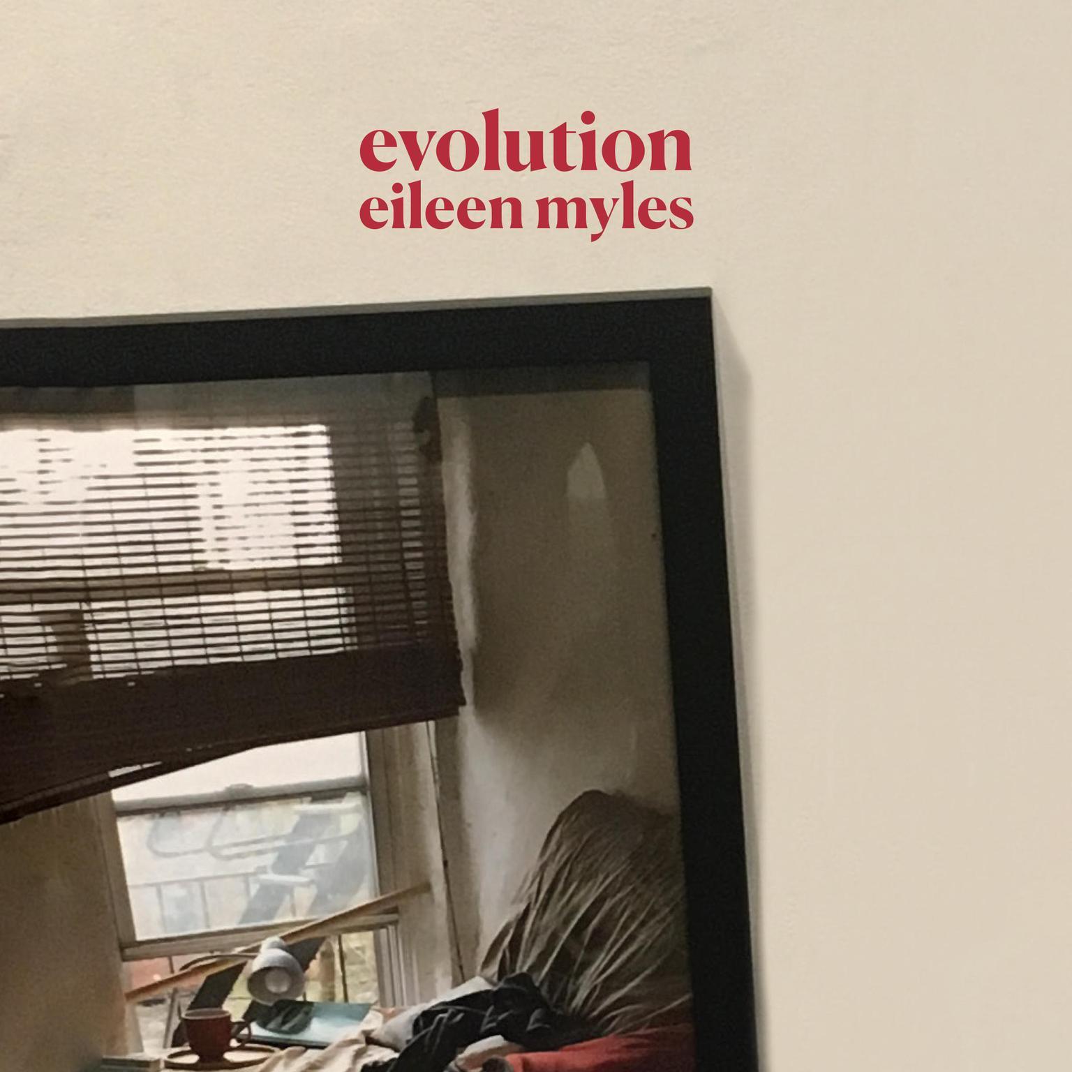 Printable Evolution Audiobook Cover Art