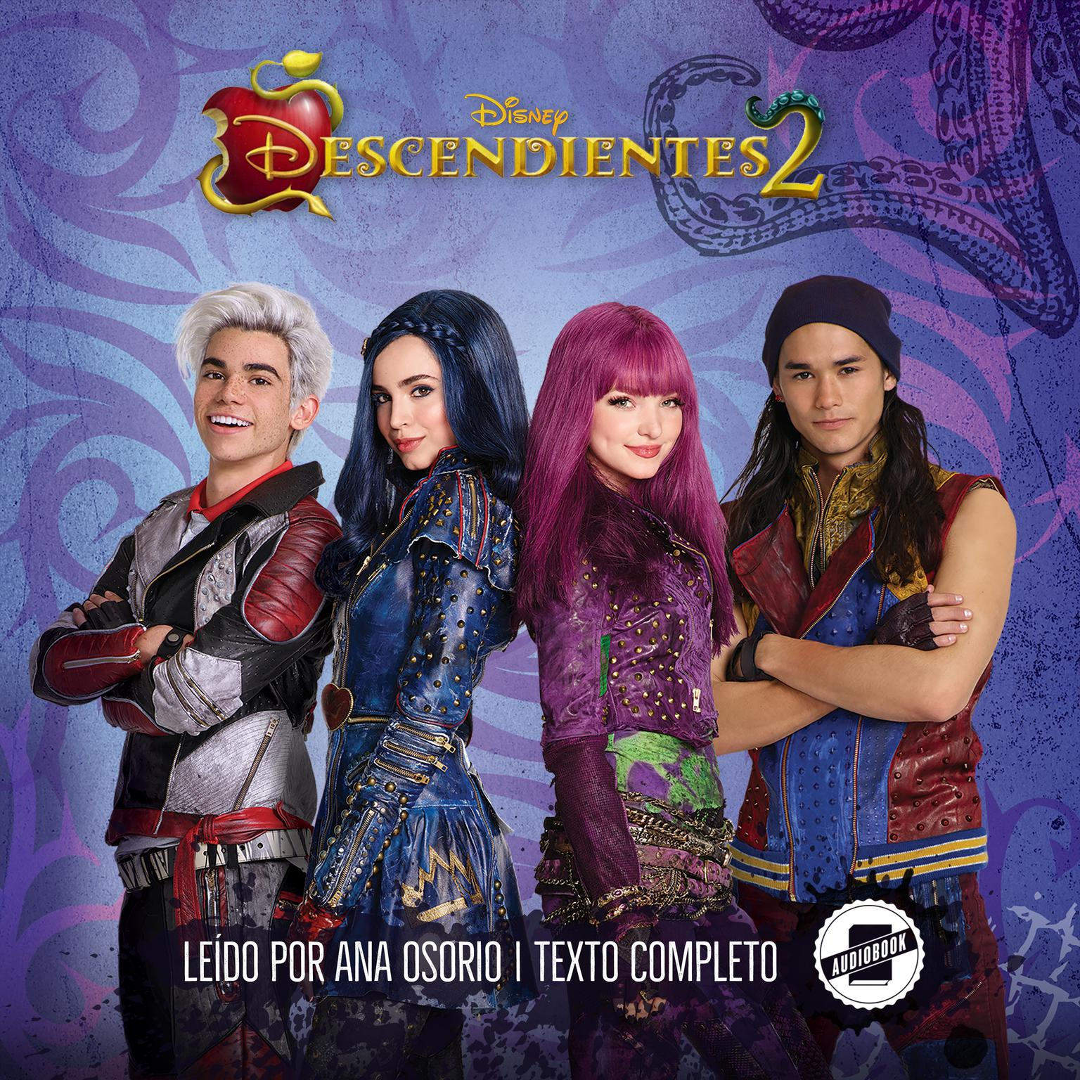Descendants 2 (Spanish Edition): La Novela Audiobook, by Eric Geron