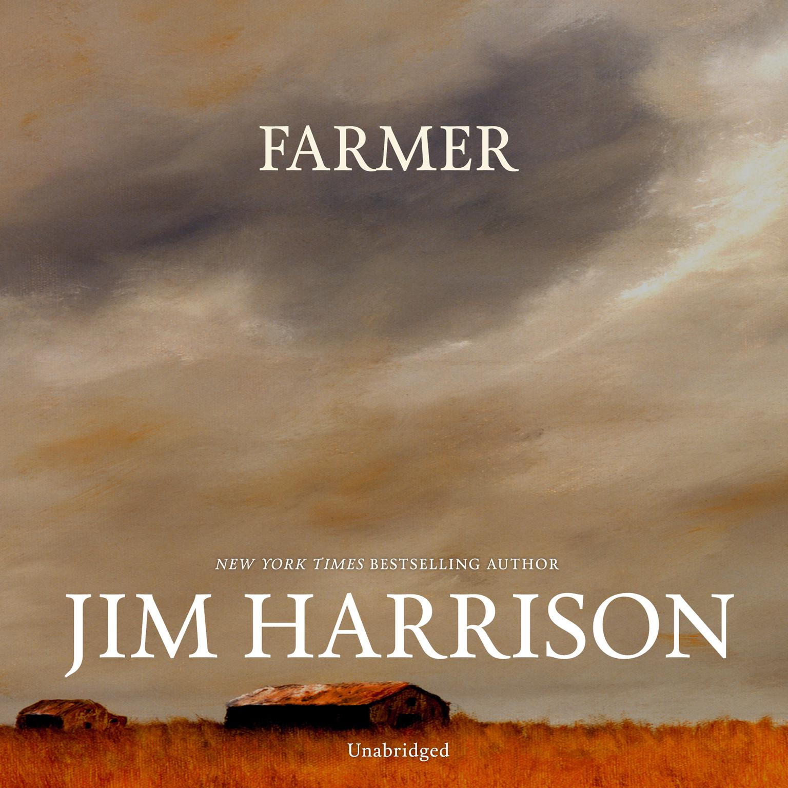 Farmer Audiobook, by Jim Harrison