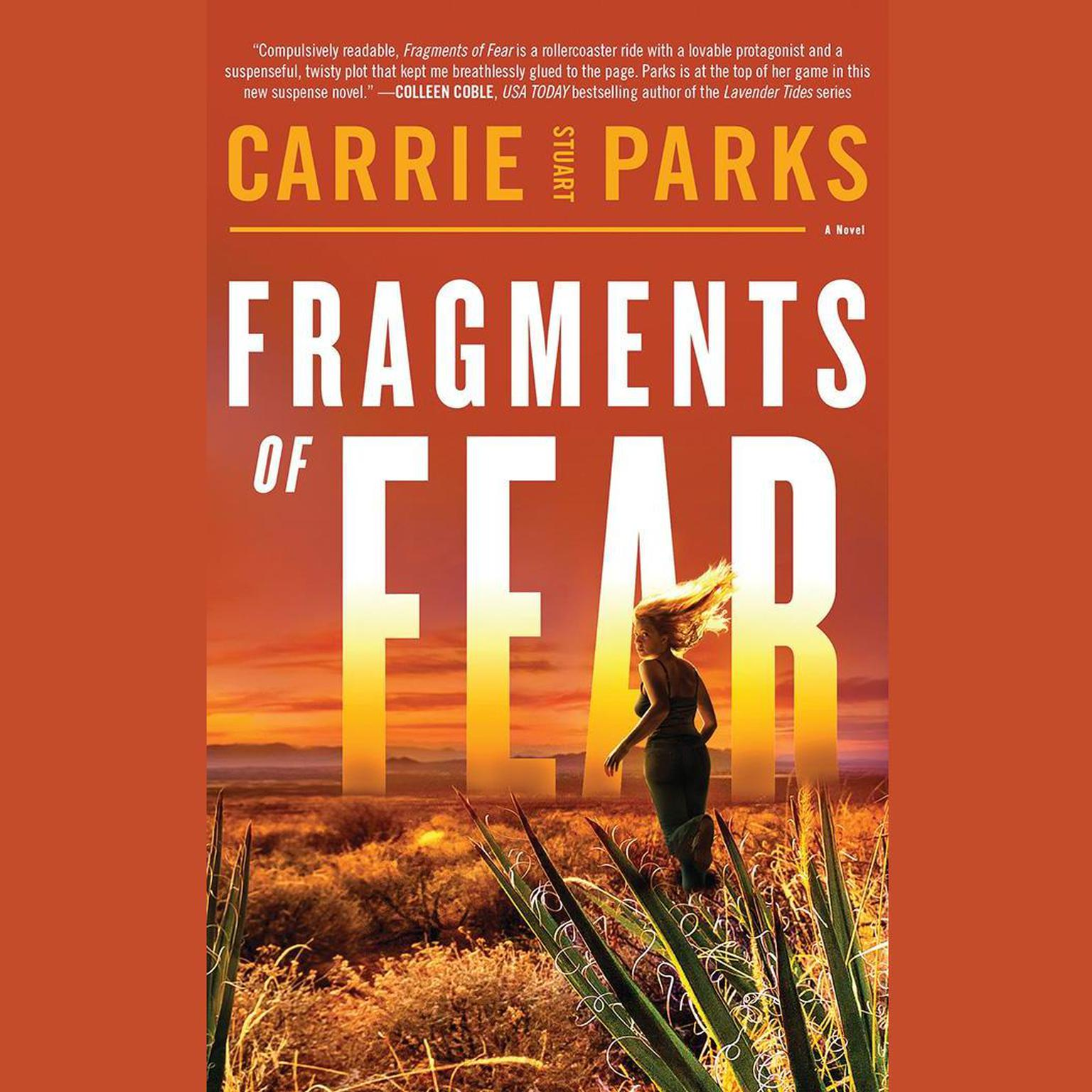 Printable Fragments of Fear Audiobook Cover Art