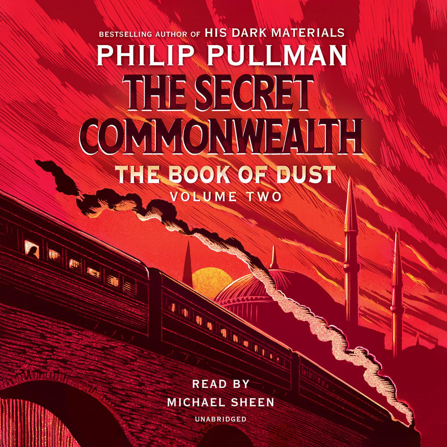 Printable The Secret Commonwealth: The Book of Dust, Volume 2 Audiobook Cover Art