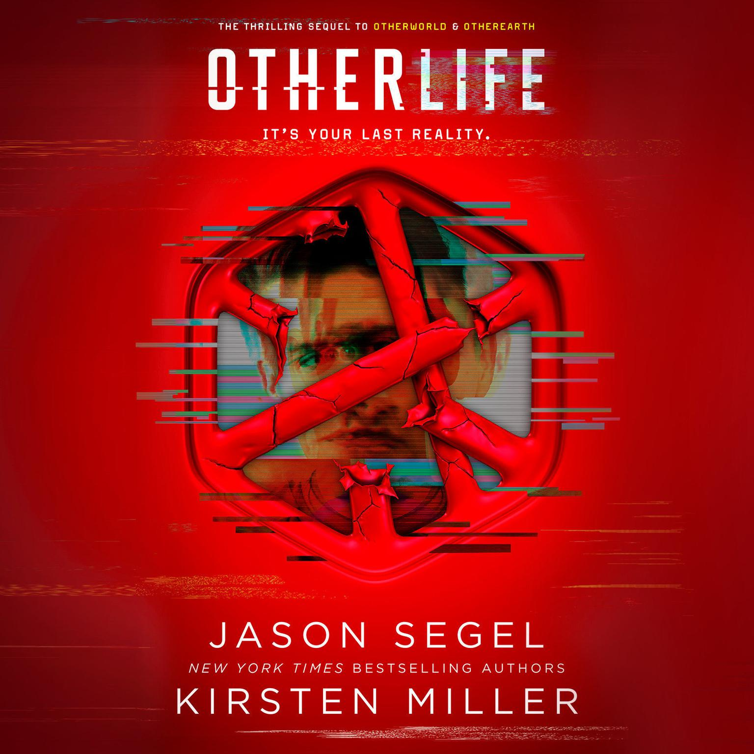 Printable OtherLife Audiobook Cover Art