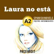 Laura no está Audiobook, by Paco Ardit