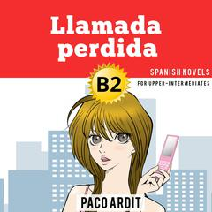 Llamada perdida Audiobook, by Author Info Added Soon