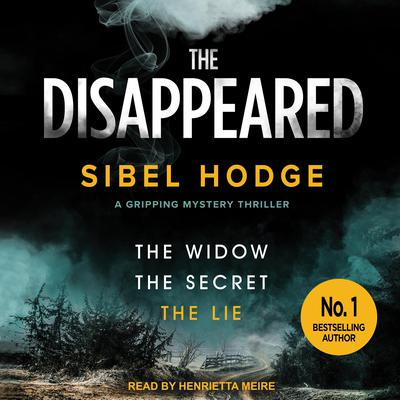 The Disappeared Audiobook, by Sibel Hodge