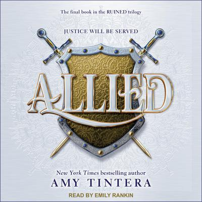 Allied Audiobook, by Amy Tintera