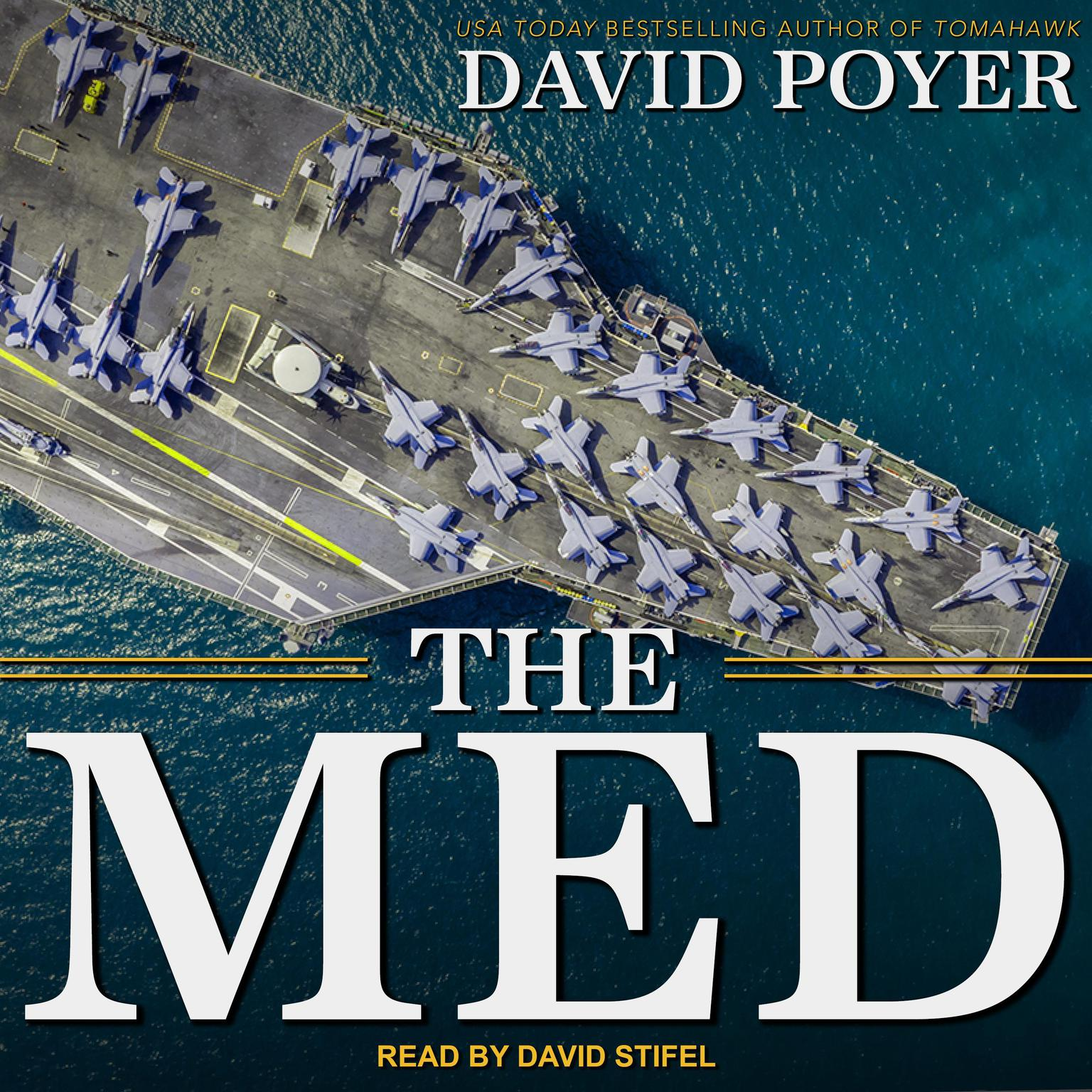 Printable The Med Audiobook Cover Art