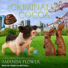 Criminally Cocoa Audiobook, by Amanda Flower