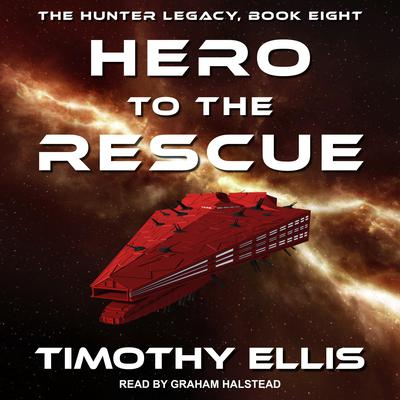 Hero to the Rescue Audiobook, by Timothy Ellis