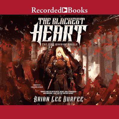 The Blackest Heart Audiobook, by Brian Lee Durfee