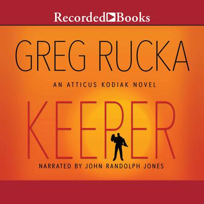 Keeper Audiobook, by Greg Rucka