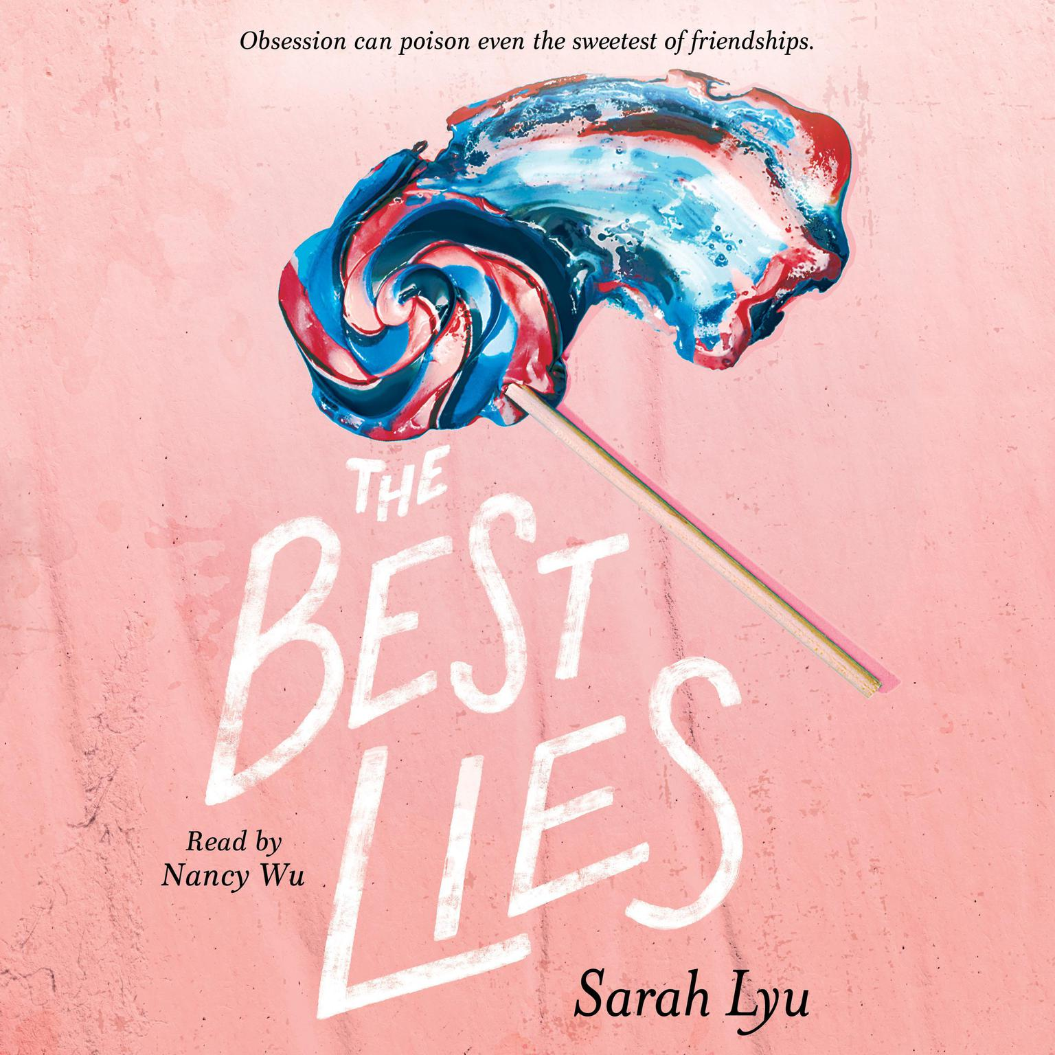 Printable The Best Lies Audiobook Cover Art