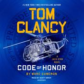 Tom Clancy Code of Honor Audiobook, by Marc Cameron