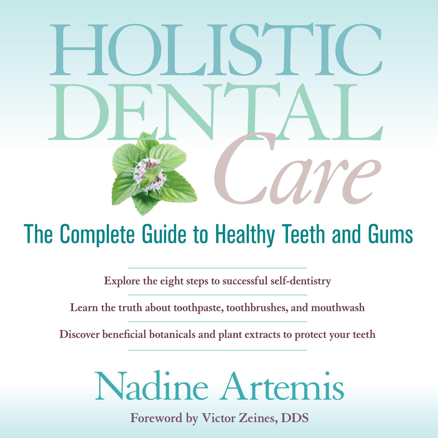 Printable Holistic Dental Care: The Complete Guide to Healthy Teeth and Gums Audiobook Cover Art