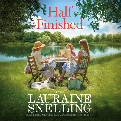 Half Finished Audiobook, by Lauraine Snelling