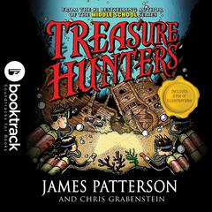 Treasure Hunters Audiobook, by Chris Grabenstein, James Patterson