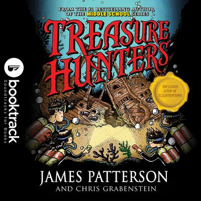 Treasure Hunters Audiobook, by Chris Grabenstein