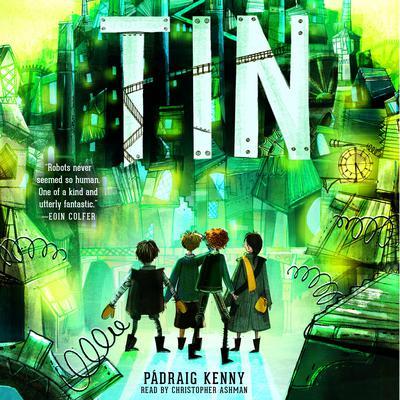 Tin Audiobook, by Padraig Kenny