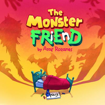 The Monster Friend Audiobook, by Asaf Rozanes