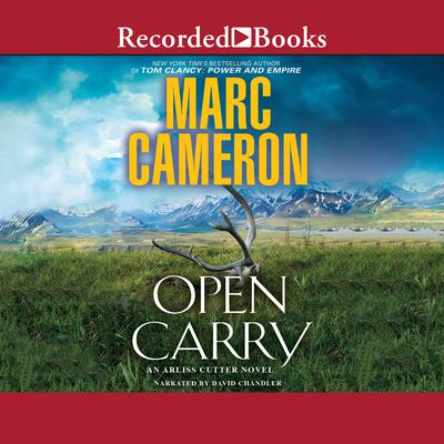 Open Carry Audiobook, by Marc Cameron