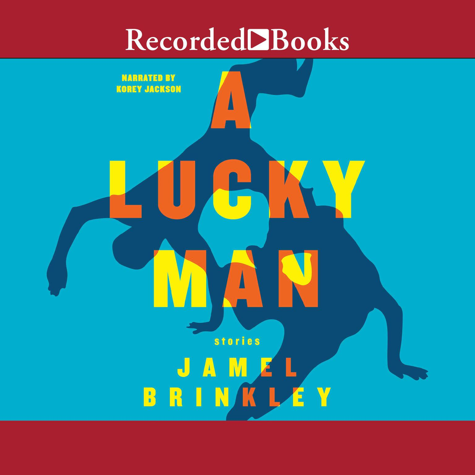 Printable A Lucky Man: Stories Audiobook Cover Art