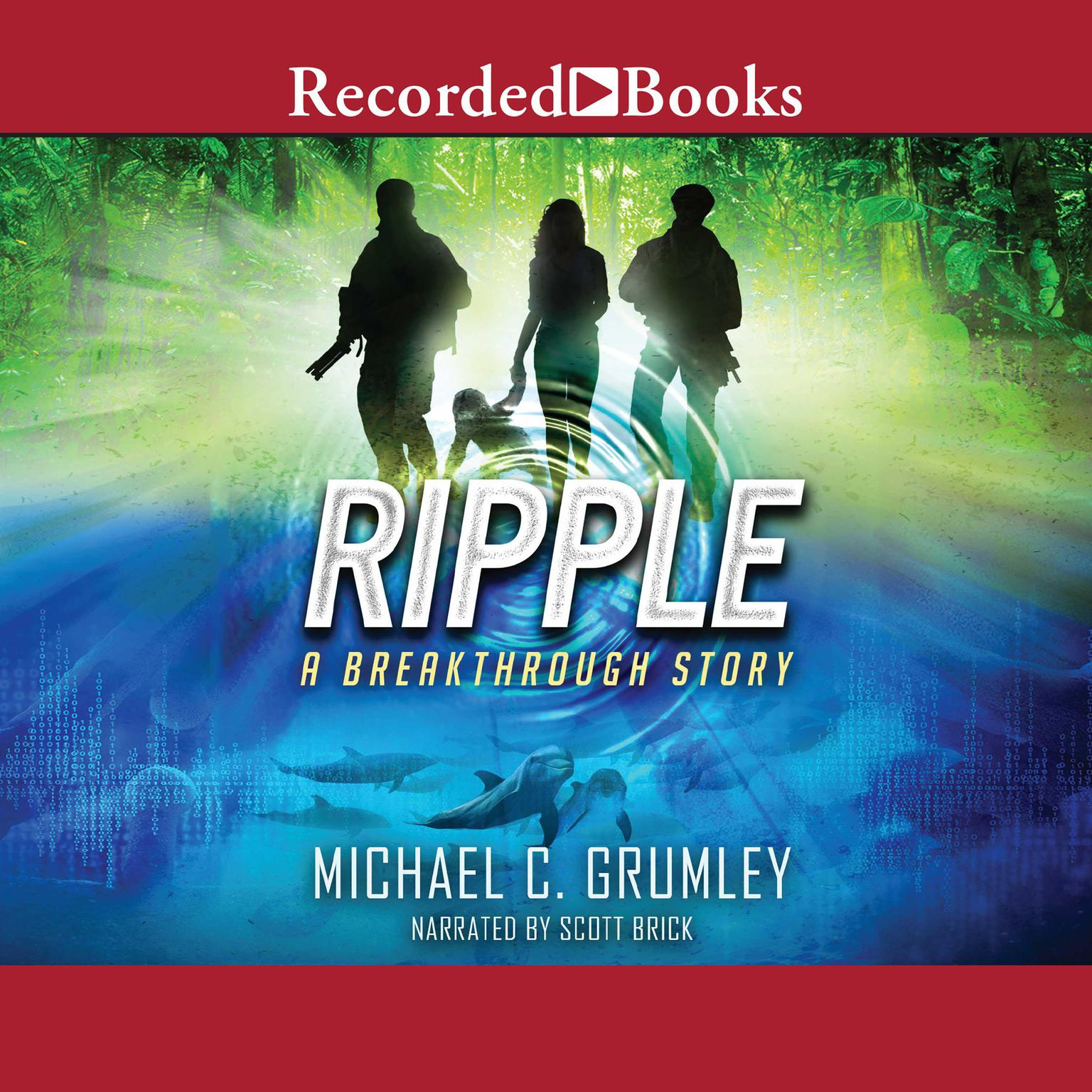 Printable Ripple Audiobook Cover Art