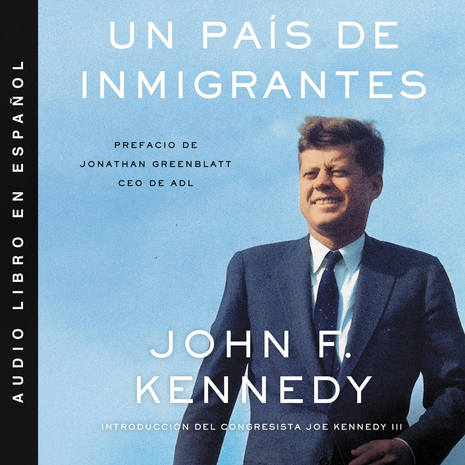 Printable Nation of Immigrants, A  país de inmigrantes, Un (Spanish ed): Spanish Edition Audiobook Cover Art