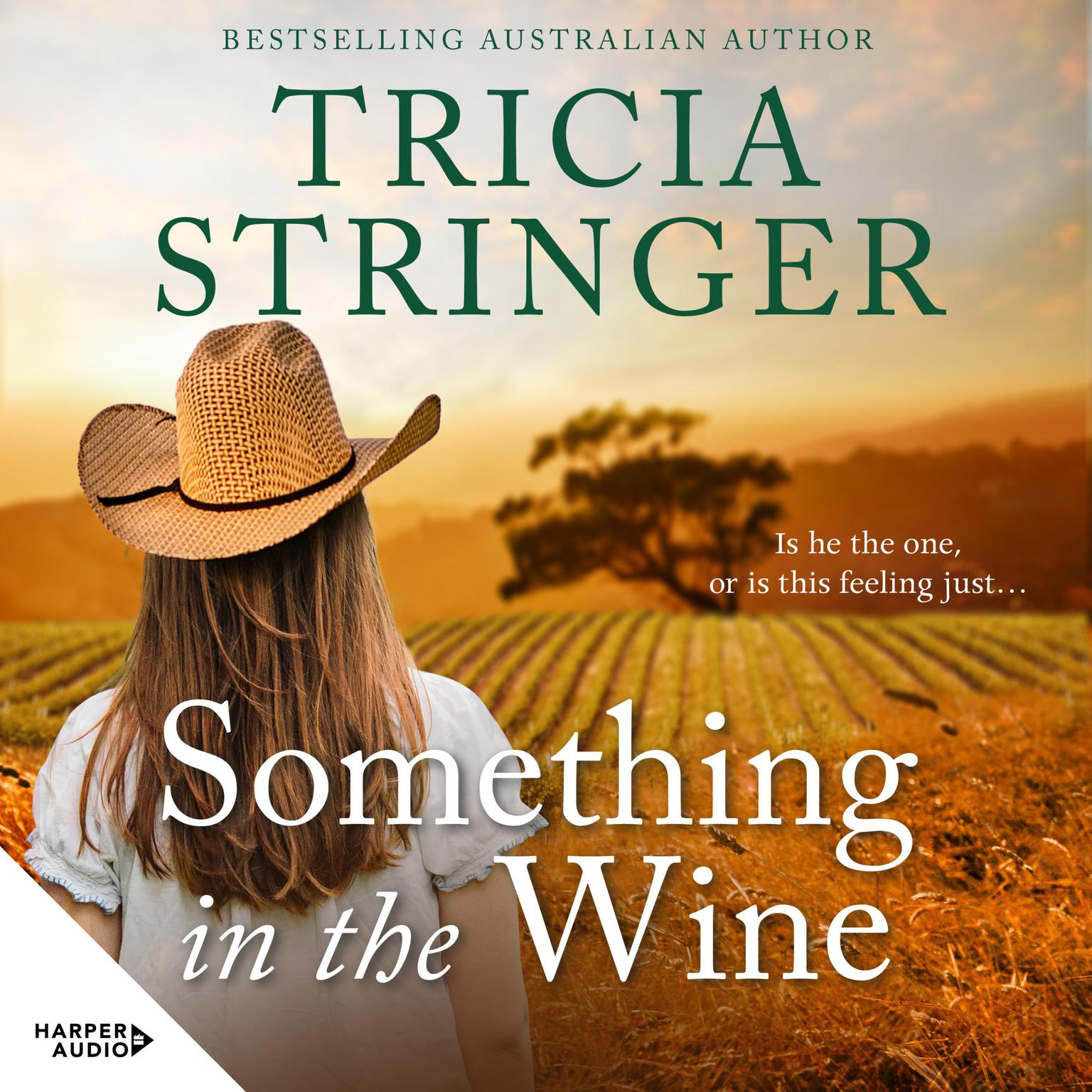 Printable Something in the Wine: #N/A Audiobook Cover Art